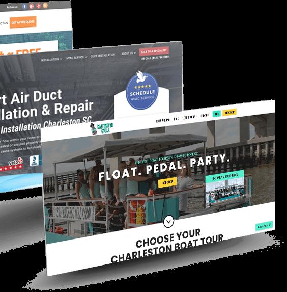 Fu Dog Media Web Design Charleston Digital Marketing Seo Ppc